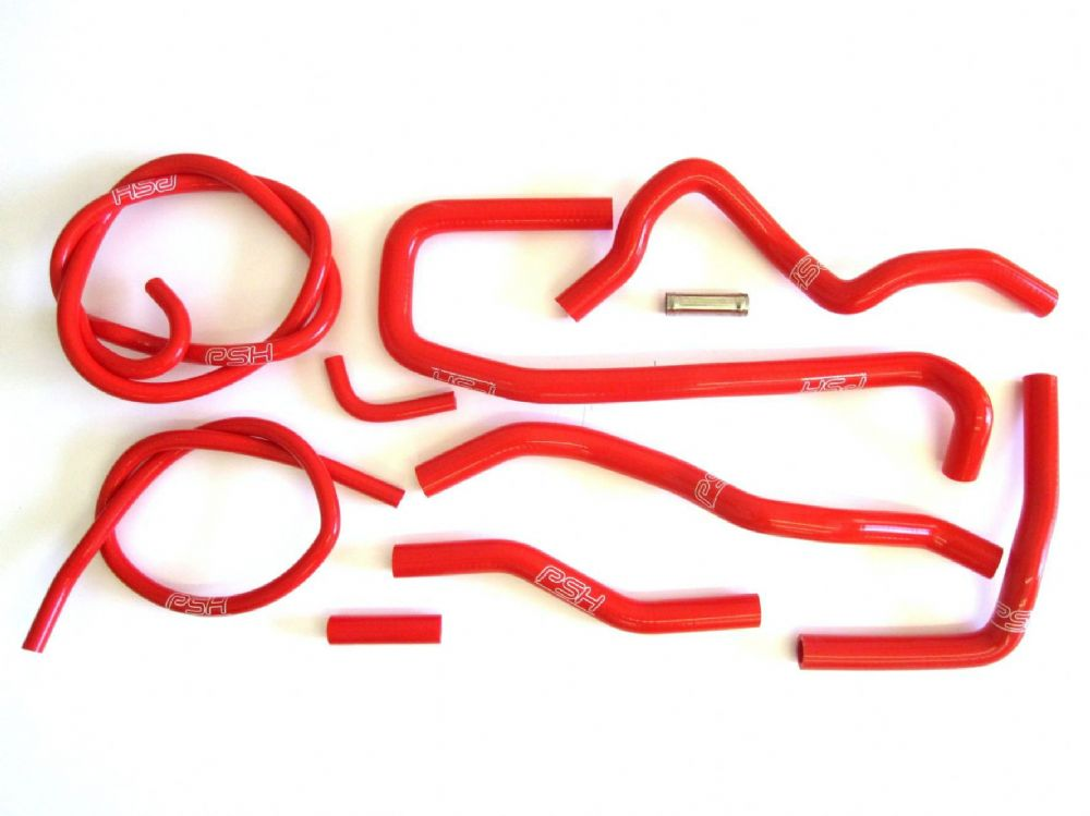 Fiesta ST 150 Ancillary Silicone Hoses Kit